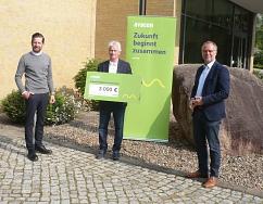 Avacon Unterstützung Sportstiftung 2020©KSB Nienburg