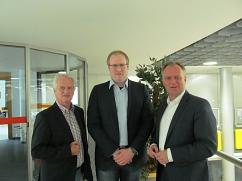 Ernennung Henning Lühring©KSB Nienburg
