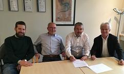 Unterstützung von der Avacon Netz GmbH©KSB Nienburg